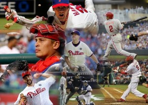 phillies collage image