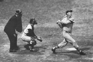 a look into career of ted williams the baseball player Major league baseball managers run from minor league lifers to legendary hall of famers how have managers with different playing backgrounds faired in their jobs.
