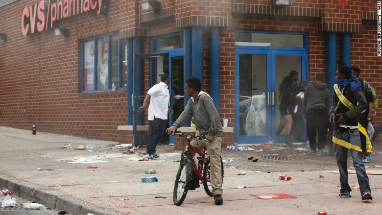 baltimore riots image