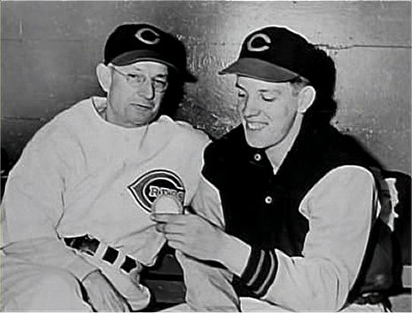Image result for Joe Nuxhall 1944