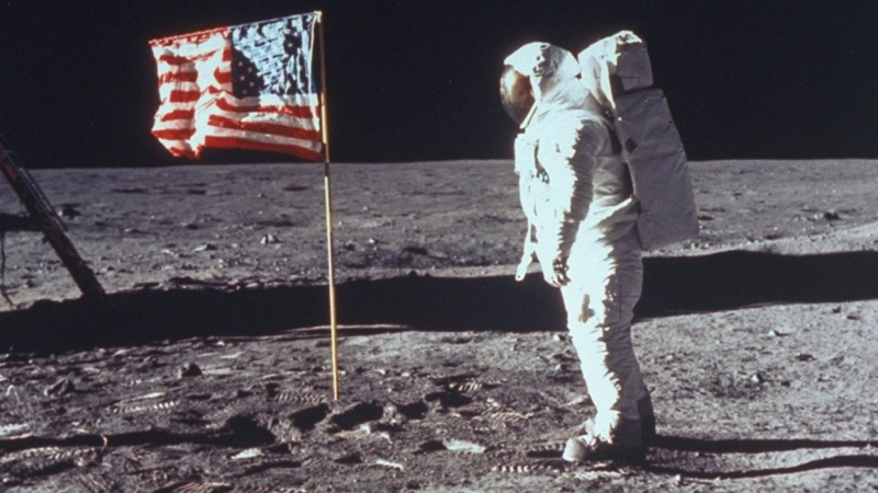 Date of moon landing