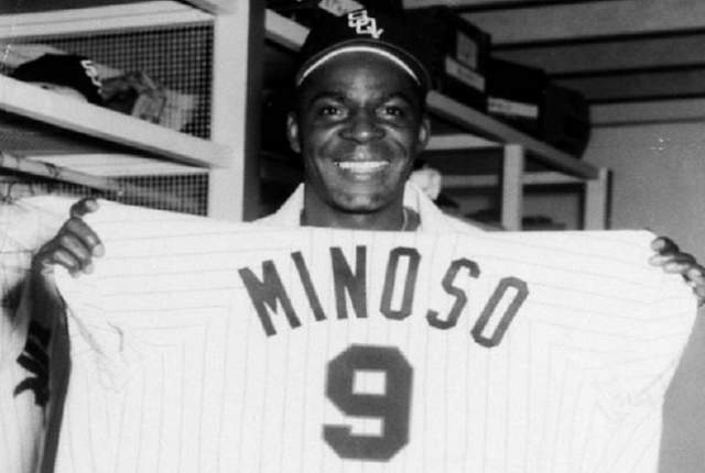 Image result for minnie minoso images